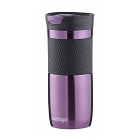 Contigo Snapseal Byron 16 Drikkeflaske 470ml violet/sort